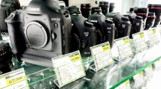 台中 相機 收購-線上相機估價,實體門市舊相機換現金