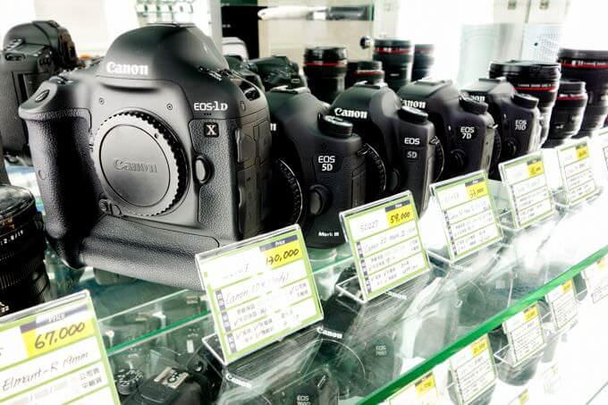 台中 收購 相機