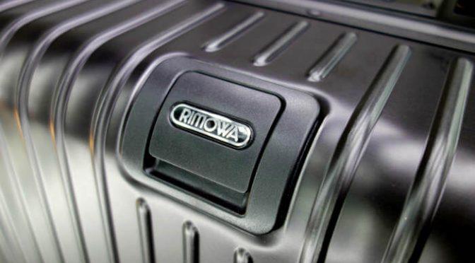 賣二手rimowa行李箱